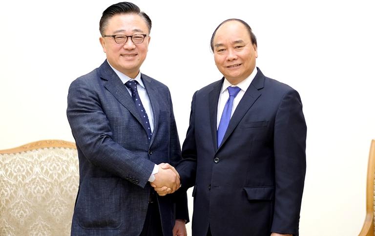 Việt Nam sẽ tiếp tục tạo điều kiện thuận lợi nhất để Samsung thành công tại Việt Nam
